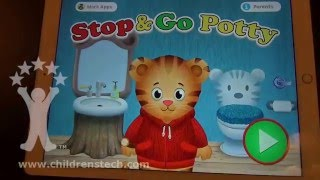Daniel Tiger's Stop and Go Potty