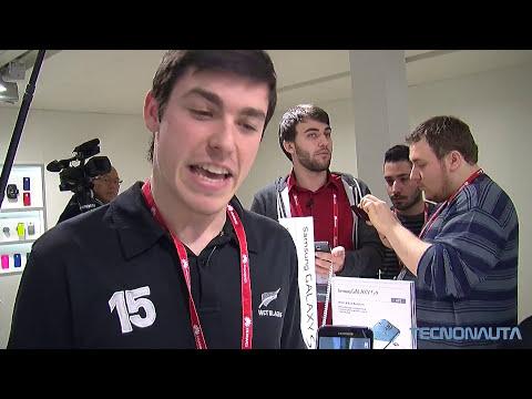 Galaxy S5: Test de rendimiento en juegos