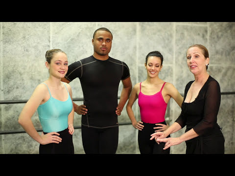 How to Wear Dance Leggings : Ballet Tips