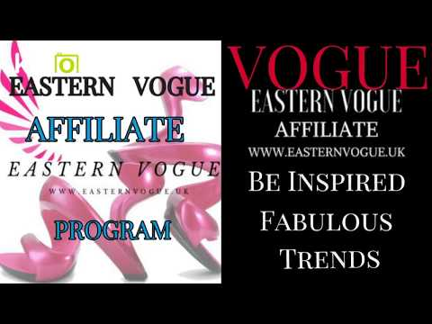 Affiliate marketing Free Video Training easternvogue.uk