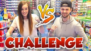 EMPTY TOY STORE CHALLENGE! 🎁 (Who will WIN?)