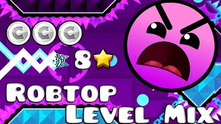 Geometry Dash (2.0) - Robtop Level Mix by God Heis