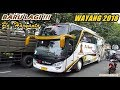 Rilis !! Livery Wayang 2018 Po.haryanto Jetbus 2 Hdd   Keren & Elegan !!