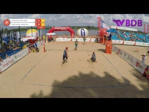 Plaża Open - Białystok - Dzień 2 - Boisko 2