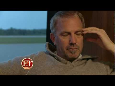 Kevin Costner Reflects on Whitney Houston Funeral - on ET