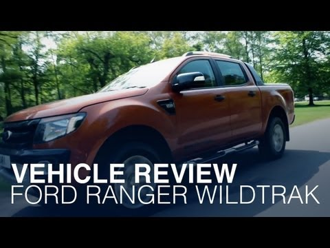 Ford Ranger Wildtrak - Test Drive
