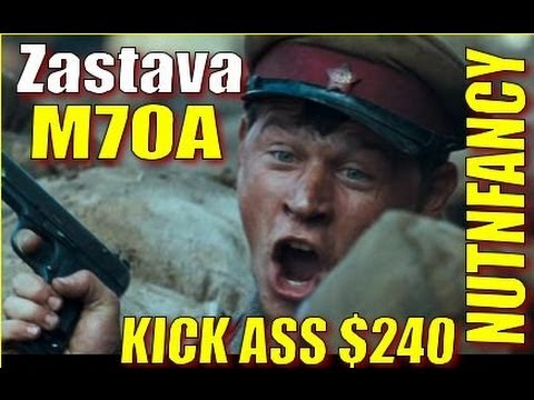 Tokarev Review [M70A]: The Kick Ass Russian 1911...for $240!