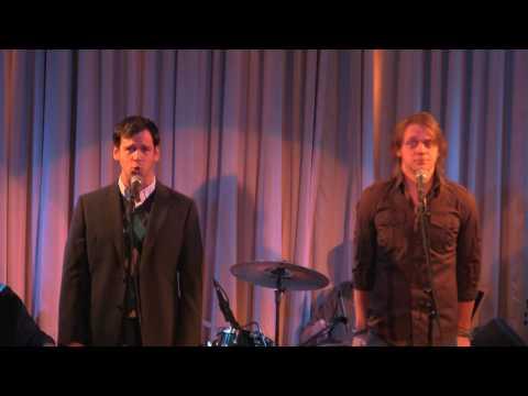 Matt DeAngelis & Kasey Marino singing Wanting written by Jonathan Reid Gealt