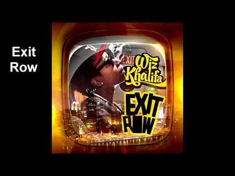 New Wiz Khalifa 2011 Exit Row