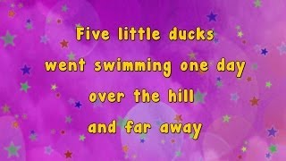 Karaoke - Karaoke - Five Little Ducks
