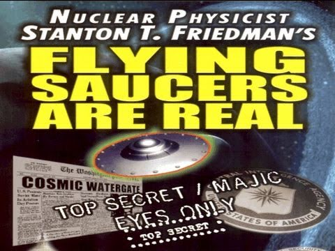 Flying Saucers Are Real - FEATURE FILM