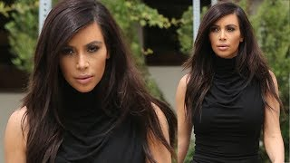 Kim Kardashian Hits Hugo