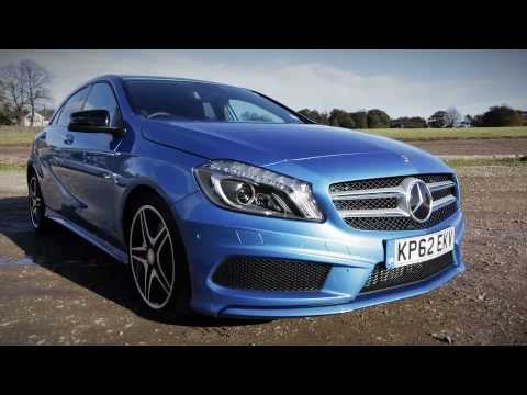 Mercedes A-Class - Which? first drive