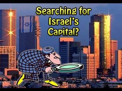 Searching For Israel's Capital