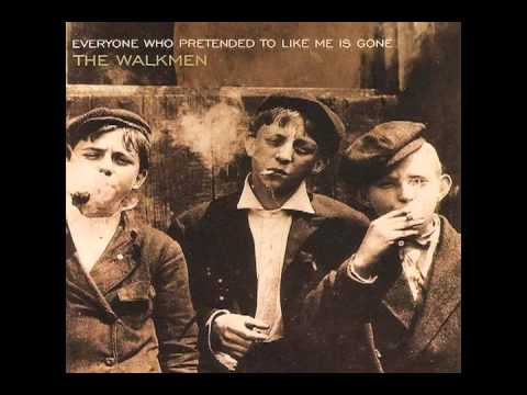 Walkmen - Revenge Wears No Wristwatch