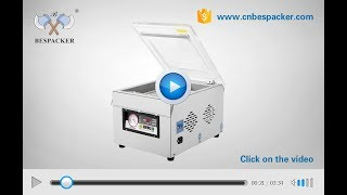 Bespacker DZ-300 table top vacuum sealer