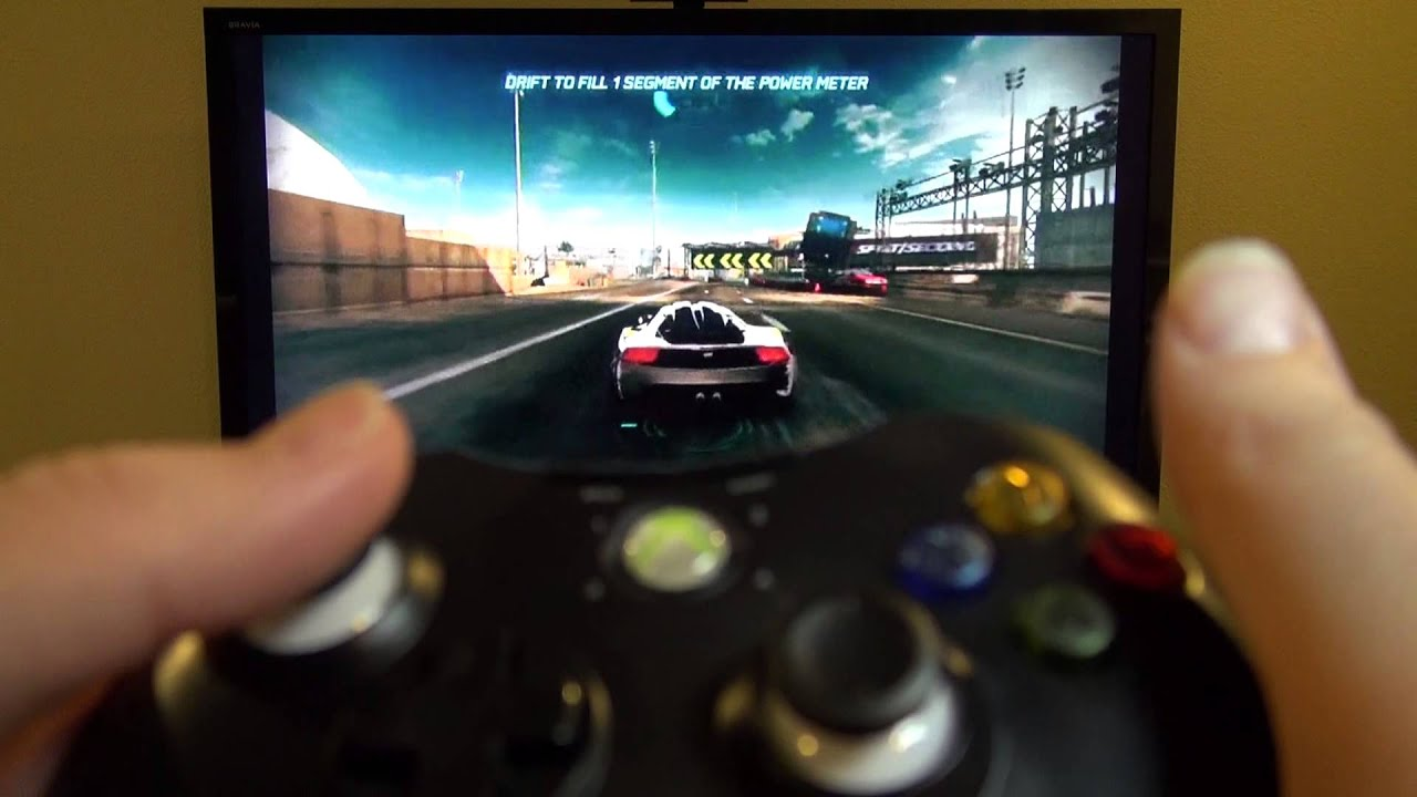 Android MK808 Mini PC Gaming Using An Xbox 360 Controller