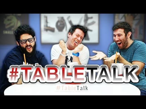 Fleshlights, Adult Talk, and Costumes on #TableTalk!