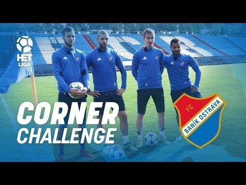 Corner Challenge na Baníku