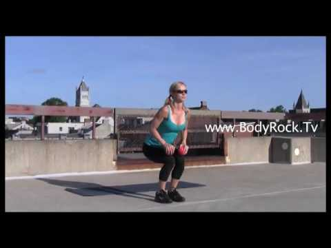 Workout Beginners Bodyrock Workout For Absolute Beginners