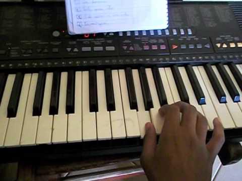 """""""Instrumental"""" Deus forte como Jeová no teclado!!!! 2013 corinhos"""