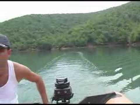 Albania, Liqeni ne Dibra e Madhe ( Lake )
