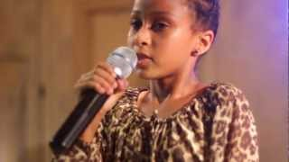 The Prayer - by Ethiopian little girl (10 years old Kebron { Hebron } Berhe )