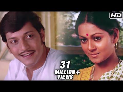 Gori Tera Gaon Bada Pyara (HD)   Chitchor   Amol Palekar, Zarina Wahab   Old Hindi Songs