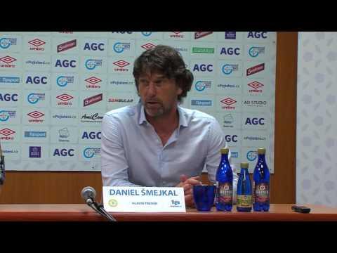 Tisková konference domácího trenéra po utkání Teplice - Plzeň (24.9.2016)
