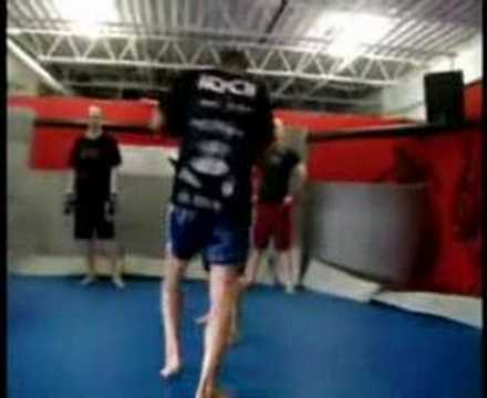 Brandon Vera's Training Camp for UFC 85 Image 1