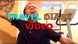 TRAVEL DIARY PT21 Journey to New York