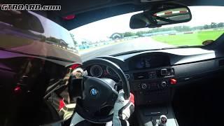 POV BMW M3 Schirmer on Mantorp Park Time Attack Festival July 2019 [4k]