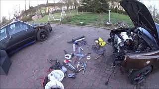 Projekt Golf 3 Vr6 Turbo Emu Turbogockel Part 2#Done Octane