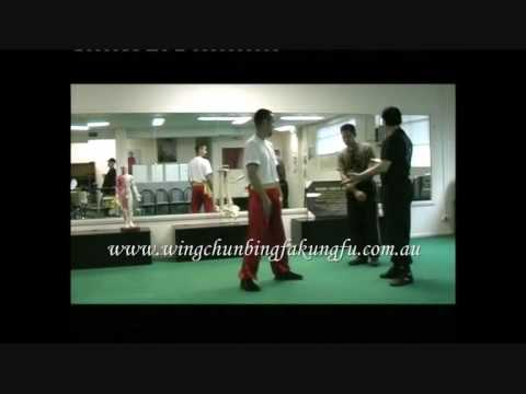 Comparison of Wing Chun Kuen & Tong Long Kuen (Northern Praying Mantis fist) self defence Part 1.