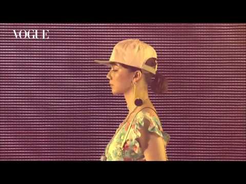 2013SuperGirlsFesta「最強美少女盛典」品牌服飾走秀