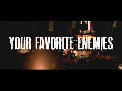 Your Favorite Enemies - Noise Rock & Defying Soul