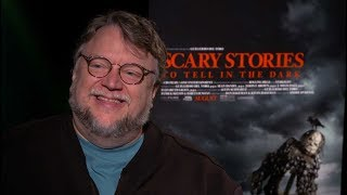 Interview: Guillermo Del Toro On Casting Unlikely Leading Lady in Scary Stories To Tell in the Dark