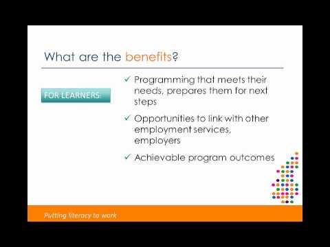 Webinar: Workforce Essential Skills Webinar