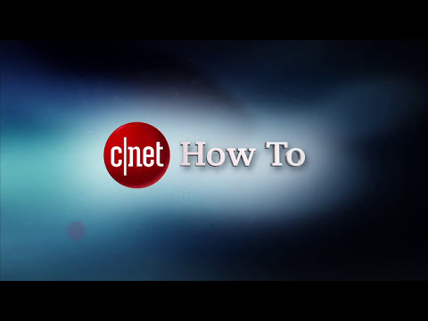 CNET How To - Tablet tips for traveling with kids