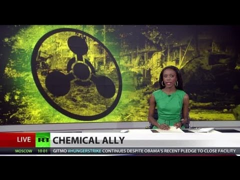 Toxic Warfare: Rebels caught with sarin gas amid Syria arms supply scandal