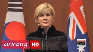 S. Korea, Australia hold foreign, defense ministers meeting