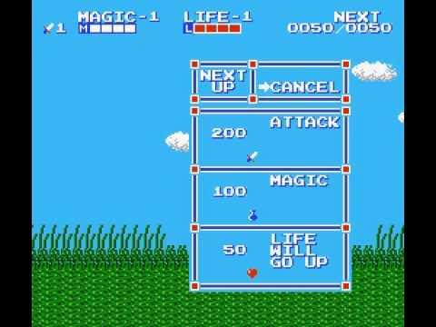 Zelda II - The Adventure of Link - Zelda II - The Adventure of Link Part 1: Grinding Part 1 - User video