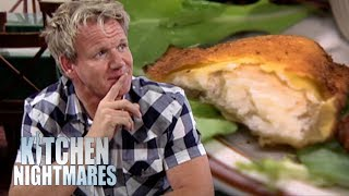No One Knows What 4 Cheeses Are In The 4 Cheese Ravioli | Kitchen Nightmares