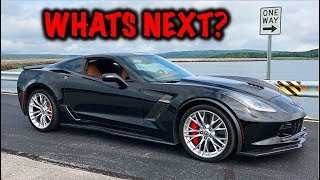 Rebuilding A Wrecked 2017 Corvette Z06 Part 14
