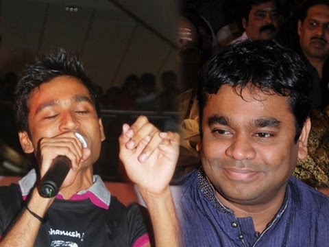 Rahman praises Kola Veri. 2 Crores within 25 Days