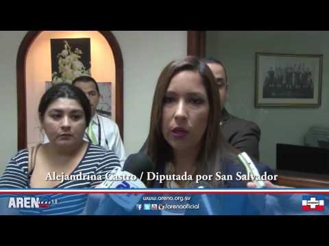Diputada Alejandrina Castro propone reforma para incrementar pena a traficantes de menores