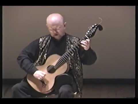 Pavel Steidl plays Paganini part I