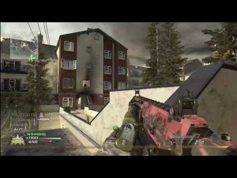 OpTic BuLLeTx MW2 ACR Commentary on Bailout Video