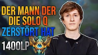 Magifelix hat die Solo Q ZERSTÖRT [League of Legends] [Deutsch / German]