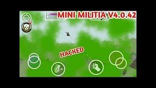 mini militia crazy mod apk